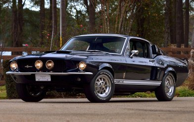 Ford Mustang Shelby GT350 Supercharged