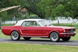 Ford Mustang Hardtop 260