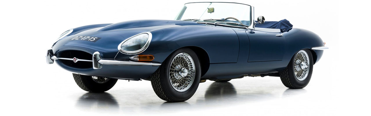 Jaguar E-Type 3.8 OTS