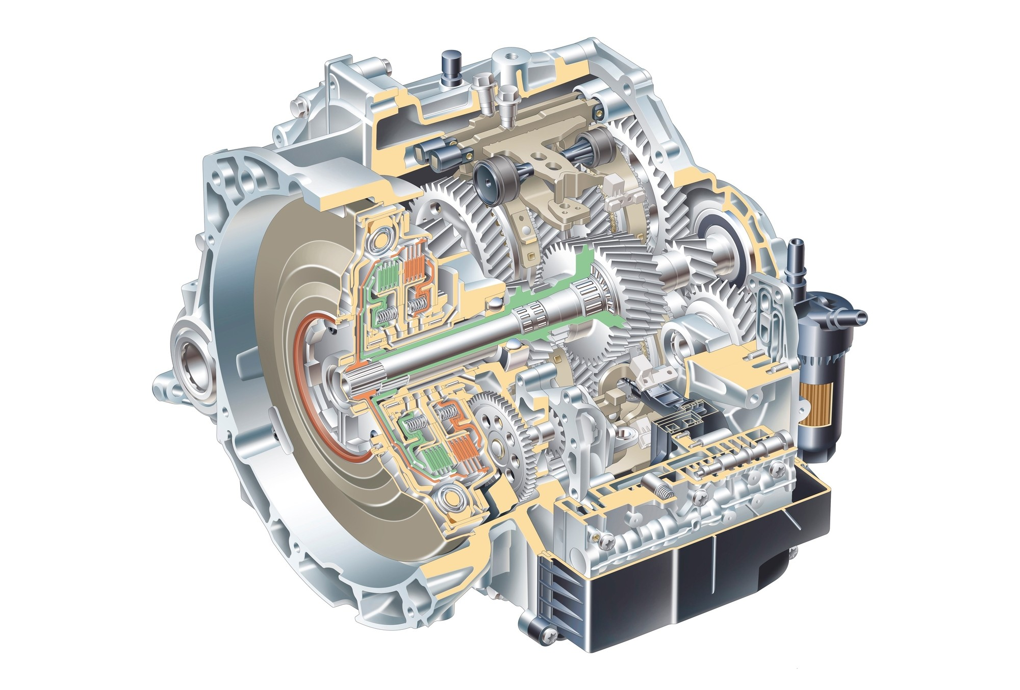 Powershift_Gearbox