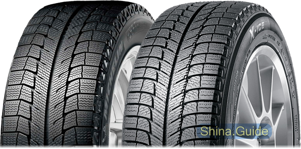 Шины Michelin Xi2 и Xi3