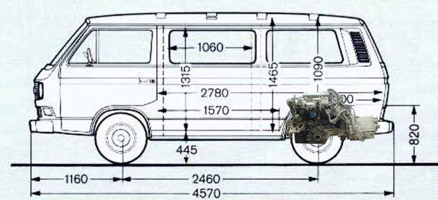 Длина транспортера т5 короткая база скребковый транспортер горизонтальный