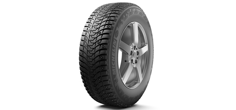 Michelin X-Ice North 3 (XIN3) фото  Мишлен Икс Айс Норд 3
