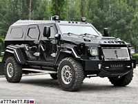 2010 Conquest Knight XV = 153 км/ч. 407 л.с. 10 сек.